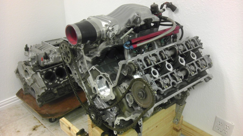 The Expected  Horsepower Bullet Will Utilize Ford Gt Supercar Heads Ported By Mmr Along With Stage R Cams From Mmr And Manley Gt Valve Springs