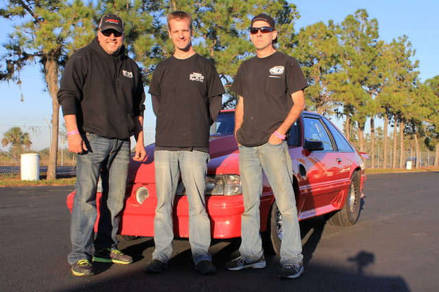 Blair Brannock Puts 'Big Red' True Street Mustang In The 7's