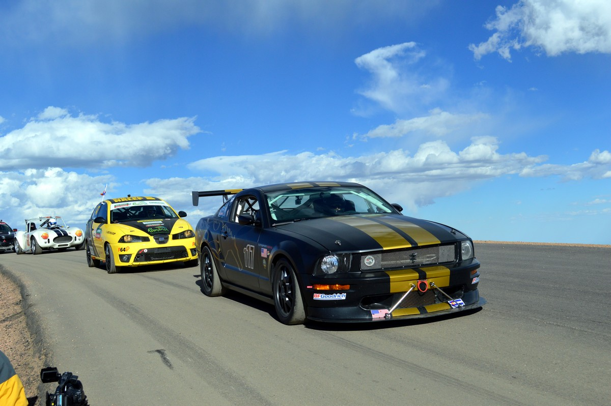 Pikes Peak International Hill Climb Kicks Off In CO for 92nd Year