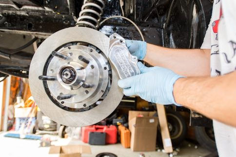 Upgrading Fox Body Brakes With Aerospace Components