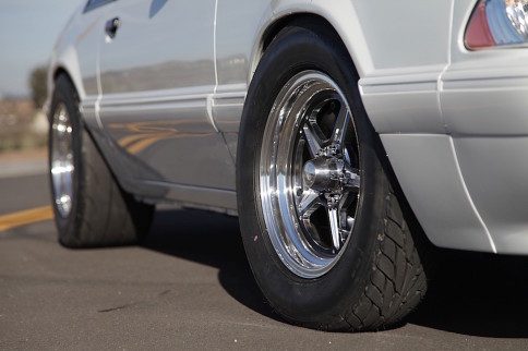 Billet Specialties And Mickey Thompson Upgrade Our Fox For The Track