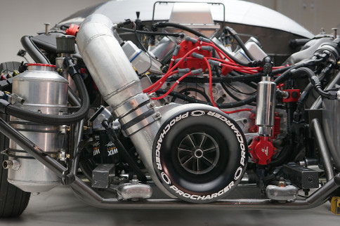 Gulping For Air: ProCharger's New Bellmouth Air Inlet