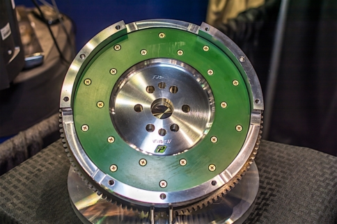 Video: Fidanza's Lightweight Flywheel For Mustang EcoBoost In Action