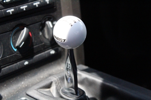 DIY Tech: Installing A Hurst Billet Plus S197 Shifter