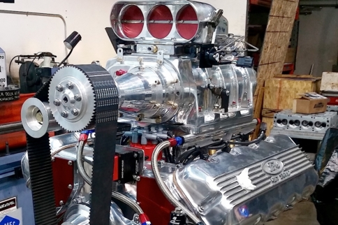 Dyno Video: SOHC Engine Sets Record For Long-stroke FE Block