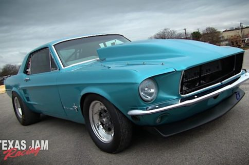 Video: Small-Block Ford '67 Mustang Meets ProCharger Power!