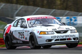Road-Race Mustang Testing New Performance Battery