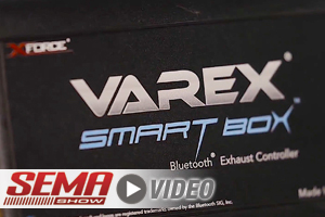SEMA 2017: X-Force's Varex Smart Box For Ultimate Exhaust Control