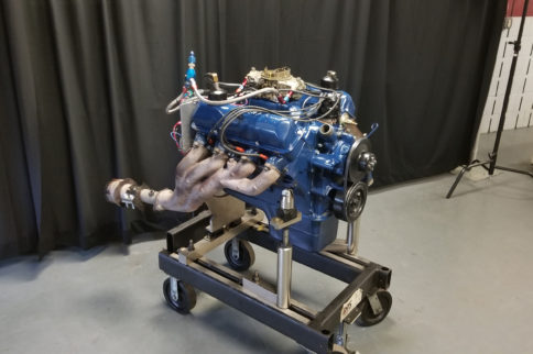 Video: Engine Masters FE Engine Looks Stock, Pumps Out Big Power