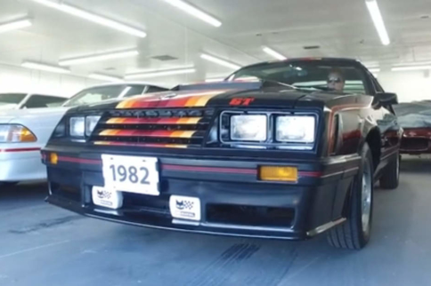 Mint '82 GT Is One Of 16 Rare Foxes Going For Auction