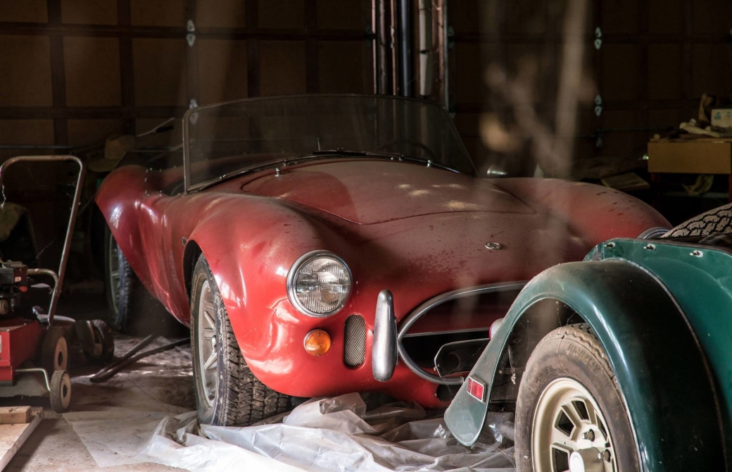 Barn Find: Original Shelby Cobra Unearthed In North Carolina