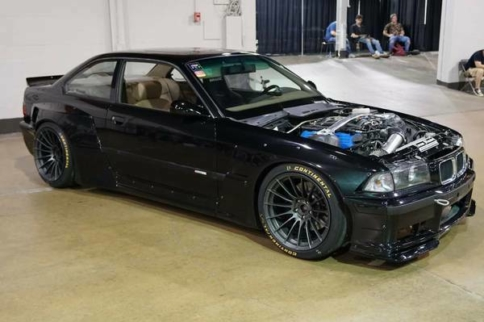 A Coyote Swap Makes This BMW A Real Ultimate Driving Machine