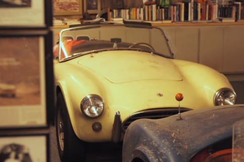 This 289 Shelby Cobra Barn Find Is Too Cool To Restore