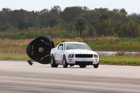 NHRA-Legal Cobra Jet Resets Standing-Mile Record At 208+ MPH