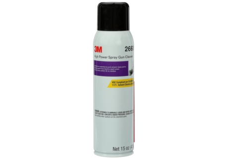 3M Introduces High Power Paint Spray Gun Cleaner