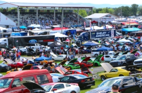 Carlisle Ford Nationals Will Fill 100 Acres With Ford Muscle