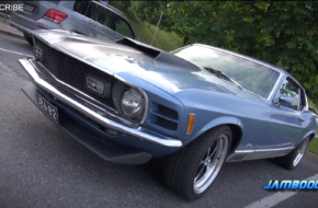 This Stunning '70 Mustang Mach 1 Is More Than Just Eye Candy