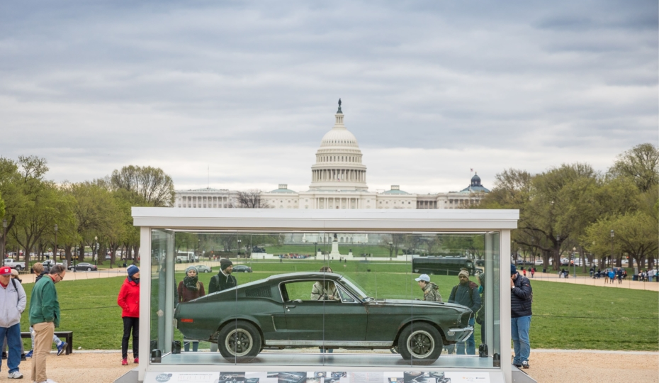 An Interview With Original Bullitt Mustang Owner Sean Kiernan