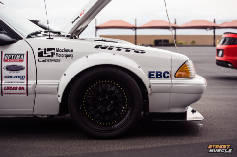 Mustang Mania At The Thermal Club With Nitto Tire
