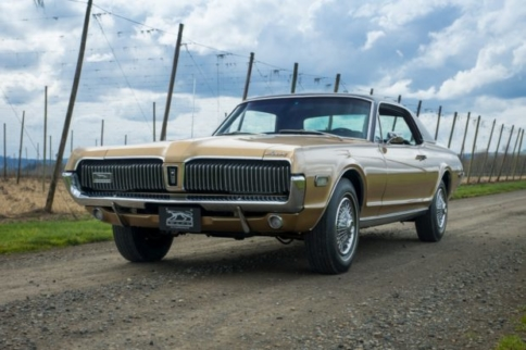 What's A Remarkably Original Cougar Worth At Auction?