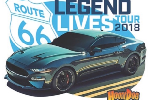 You Could Chase Two New Bullitt Mustangs Across Route 66