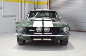 Ultra-Clean, 61,000-Mile 1967 Shelby GT350 Sells For Six Figures!