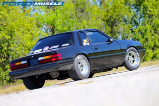 Austin Shipp Was Born To Race A 10-Second Fox In NMRA Coyote Stock