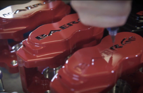 Baer's Hand-Painted Brake Calipers Will Stop Your Car (And The Show)